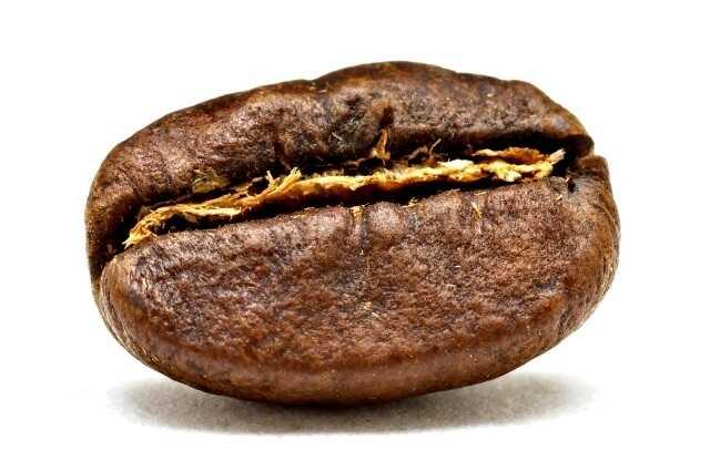 Шелуха в молотом кофе — ?